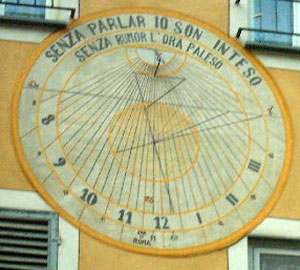 Sundial Provence, France