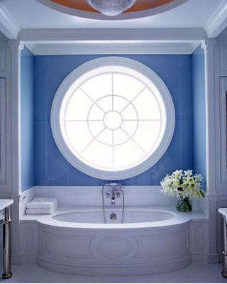 manhattan designer bathroom: diamond baratta