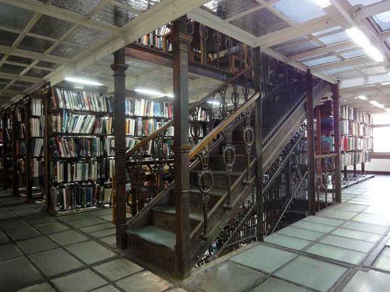 Pratt Institute Library Tiffany