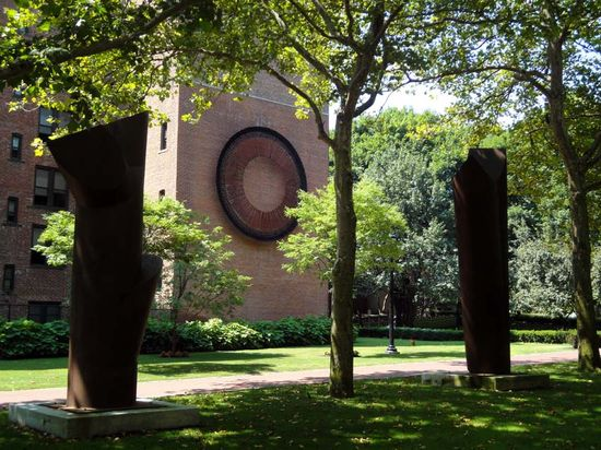 pratt institute the tress by popa nova