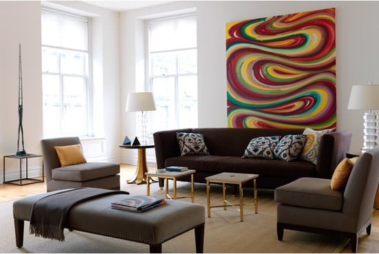 British Interior Design in Tribeca Katie Lydon