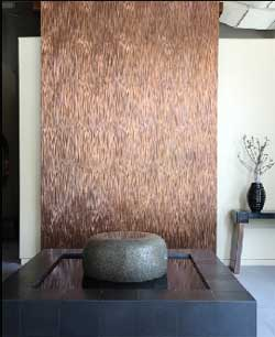 Robert Kuo Ging Shi Stone Water Feature