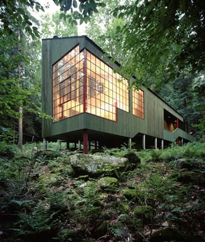 Forest House Bohlin 1975