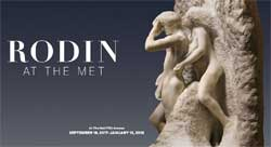 Rodin at the MET