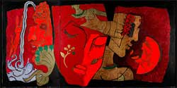 India Modern: The Paintings of M. F. Husain