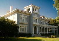 Brix Mansion, Fresno