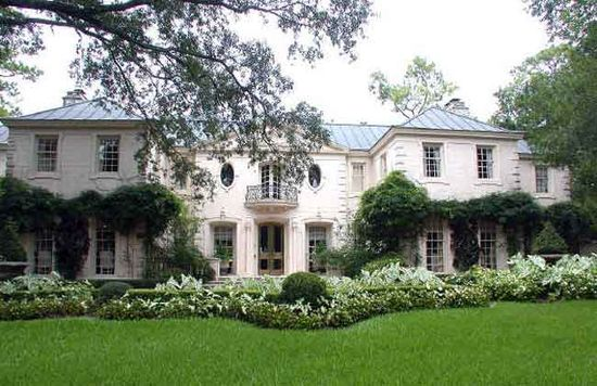 A French chateau in Houston, TX