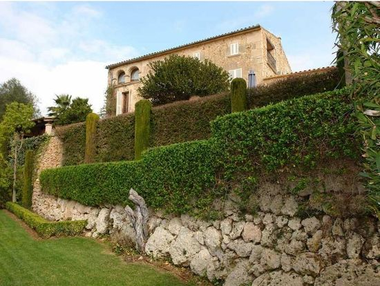 Country Manor House in Mallorca, Spain