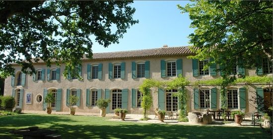 18th c. Estate in Provence