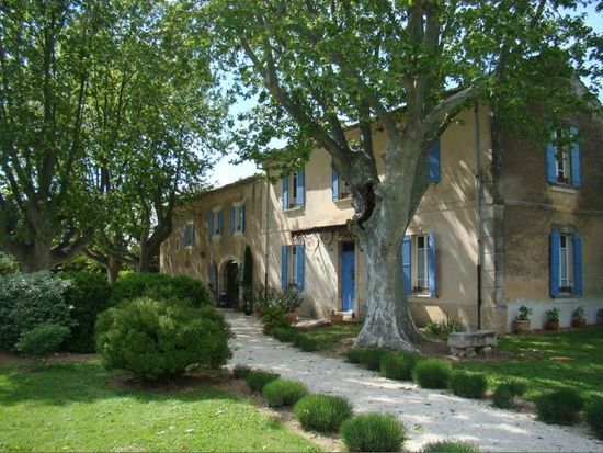 Small Bastide in Provence, France