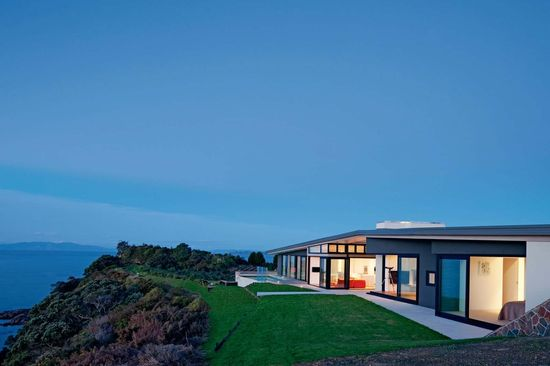Korora House, New Zealand