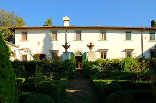 Villa in Florence, Italy