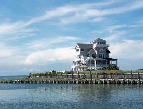 Hatteras Harbor House