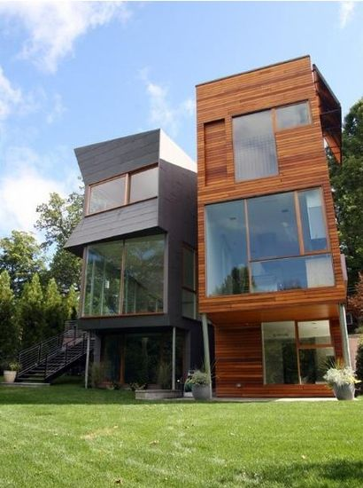 Modern Home, New Canaan, CT