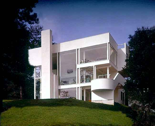 60s architecture homes the image kid for Architecture 60s
