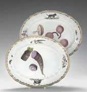 Mseissen Dulong oval dishes