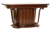 Mahogany table, 1920