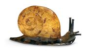 Ghost Snail Lamp by Tony Duquette