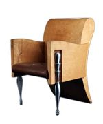 Chair designed by Pucci de Rossi