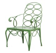 Steel Francis Elkins Chair