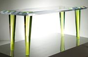 Ice Acrylic Table
