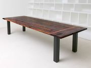 Indian Ebony Table by Adrian Swinshead