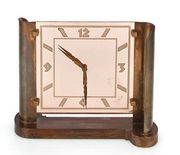 French Art Deco Clock