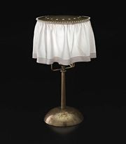 A Josef Hoffmann Table Lamp
