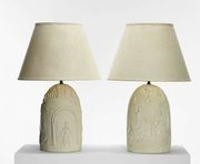 Edgar Miller Table Lamps
