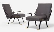 Digamma lounge chairs