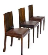 Dining chairs for the Royalton Hotel