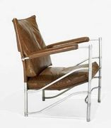 lounge chair, model 1014 AUR
