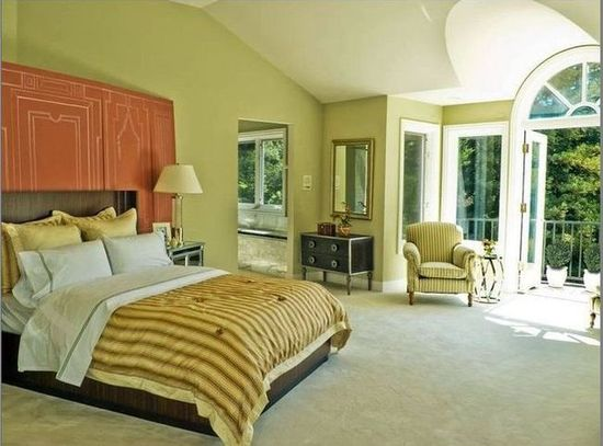 A bed room in a Mill Valley Estate