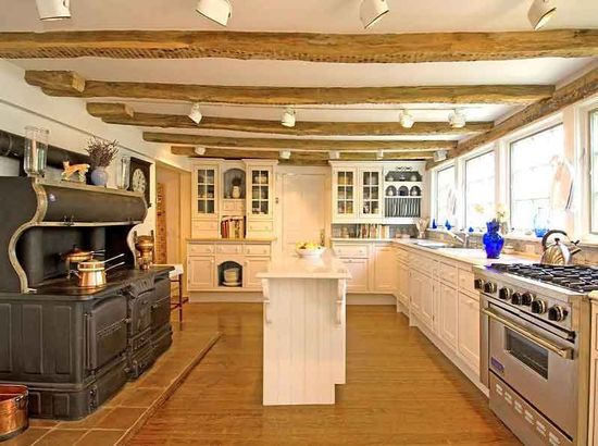 A Kitchen with a Very Welcoming Atmosphere