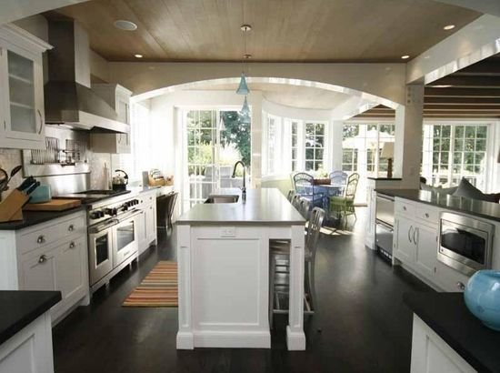 Classic kitchen in Darien CT