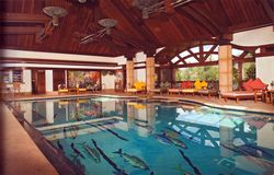 indoor swimming pool in Colorado