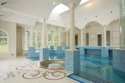 An indoor swimming pool in UK