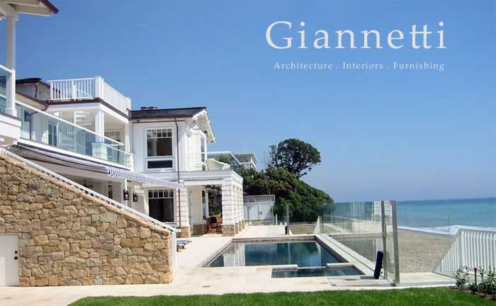 Giannetti Architecture Interiors furniture, L.A